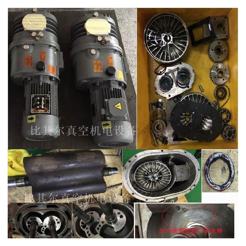 EH250爱德华罗茨泵维修
