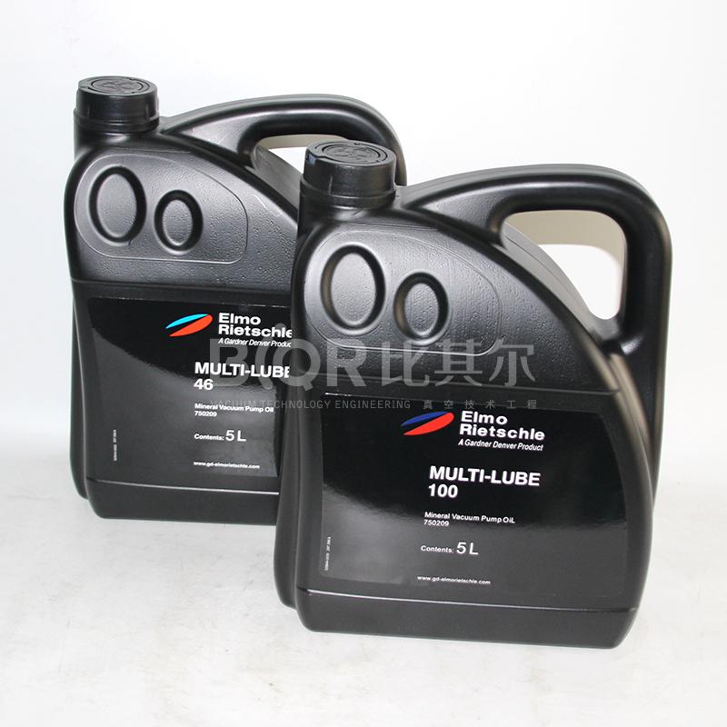 里其乐真空泵油LUBE100(5L)装