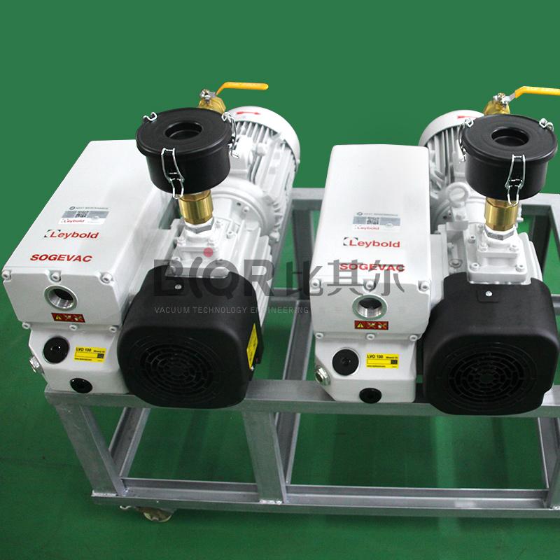 Leybold德国莱宝SV100B真空泵单级旋片泵 原厂进口原装润滑油泵